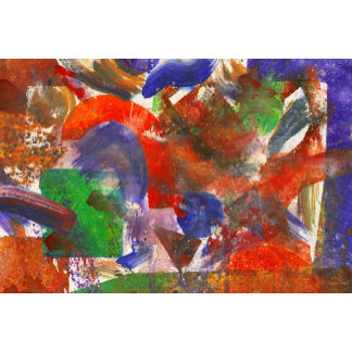 Abstract - Acrylic - Synthesis