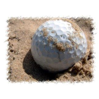 Golf Sand Pit Design