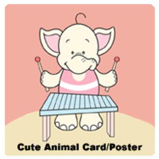 Cute Animal Poster