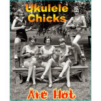 Ukulele Ladies