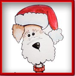 Santa Terrier