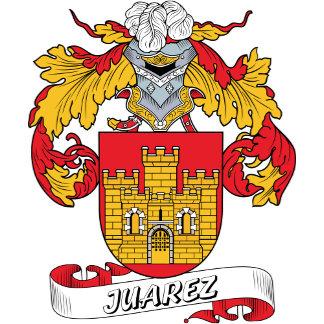 Juarez Family Crest