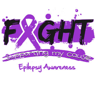 Epilepsy FIGHT Supporting My Cause