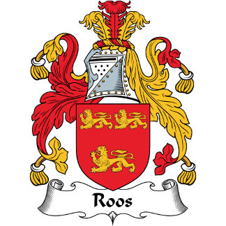 Roos Family Crest