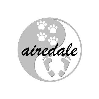 Yin Yang Airedale