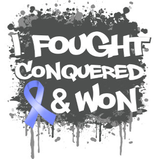 Esophageal Cancer I Fought Conquered Won