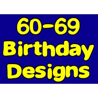 60-69 Birthday