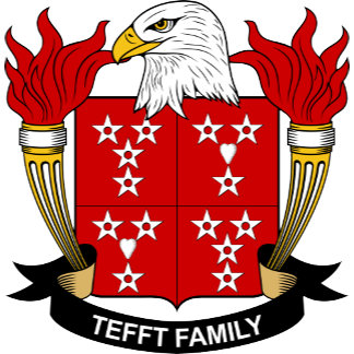 Tefft Coat of Arms