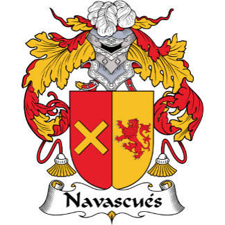 Navascues Family Crest