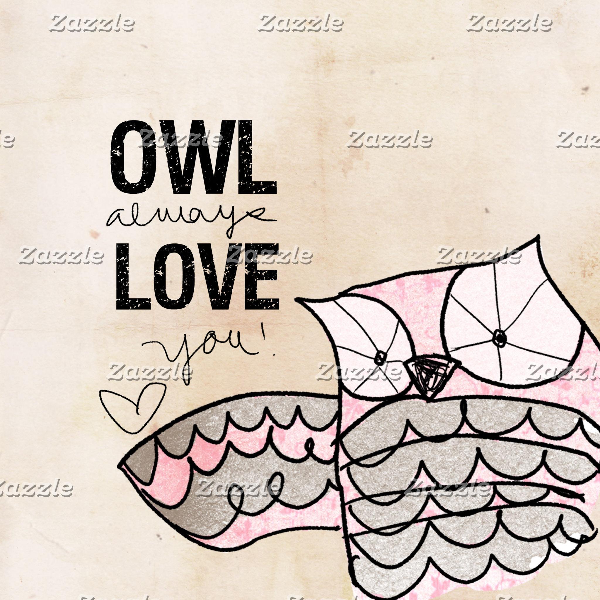 Valentine | Owl Always Love You