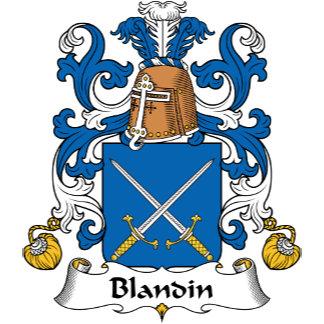 Blandin Family Crest