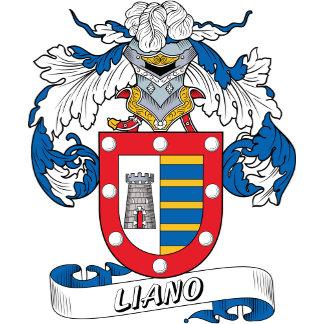 Liano Family Crest