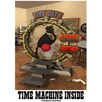 Time Machine Inside (Open Source Duke)