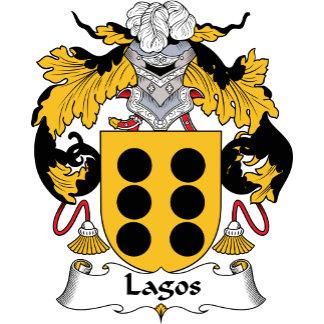 Lagos Family Crest