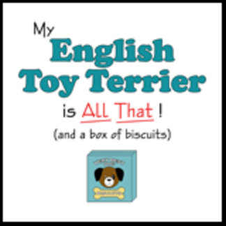 My English Toy Terrier is All That!