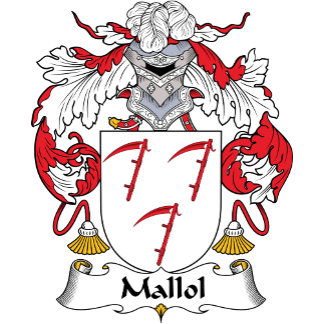 Mallol Family Crest