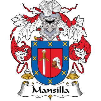 Mansilla Family Crest