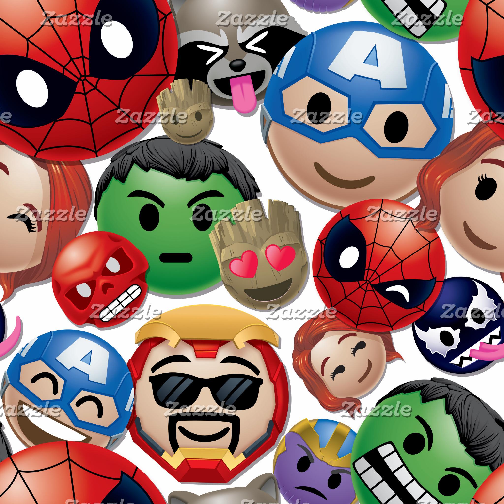 Marvel Emoji