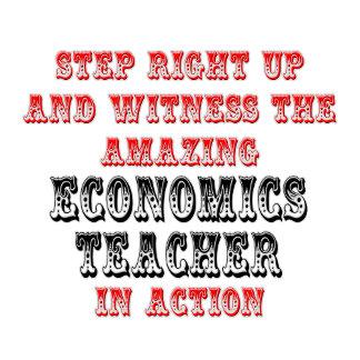 Amazing Economics Teacher In Action