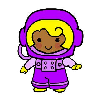 Astronaut Girl 1