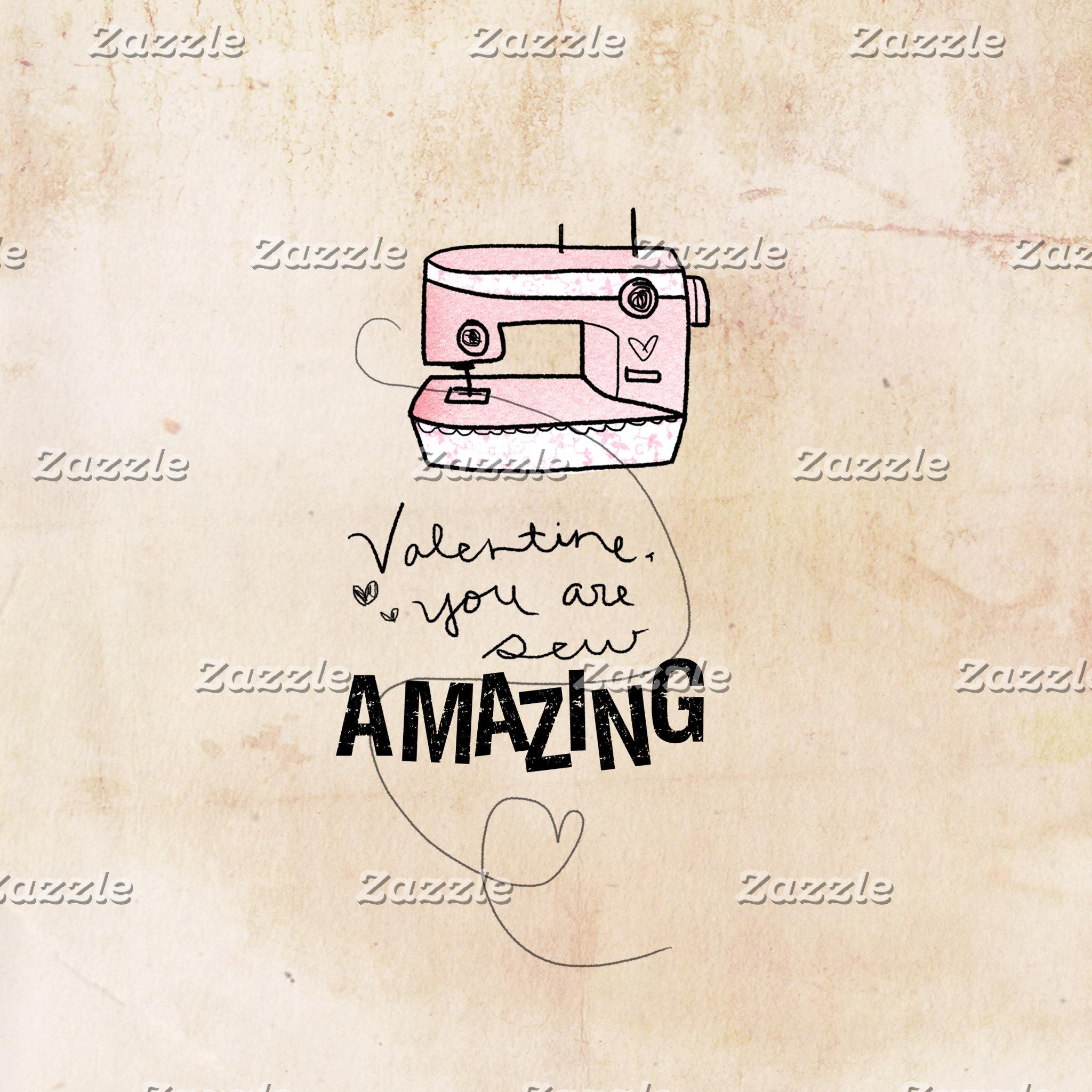 Valentine Sew Amazing