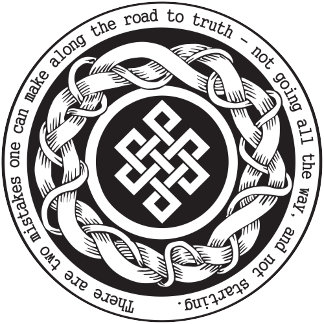 Road to Truth Endless Knot
