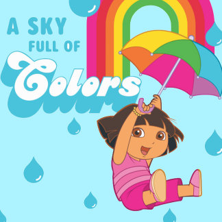Dora Loves Colors