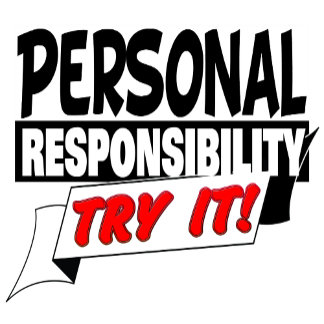 Personal Responsibility - Try It!
