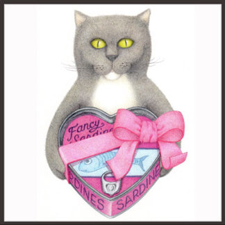 Sardine Kitty