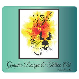 Graphic Design & Tattoo