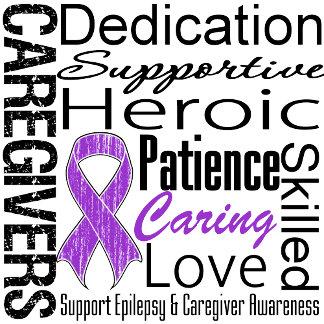 Epilepsy Caregivers Collage