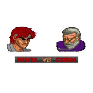 Ryu Vs Gen