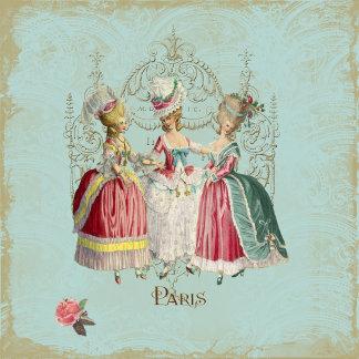 Marie Antoinette Girls