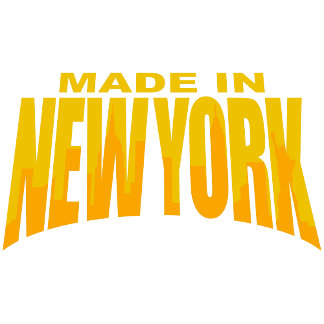 ➢ Made in New York