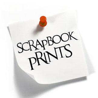 Scrapbook Prints