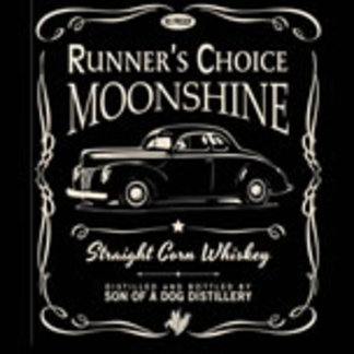 Runners Choice Moonshine