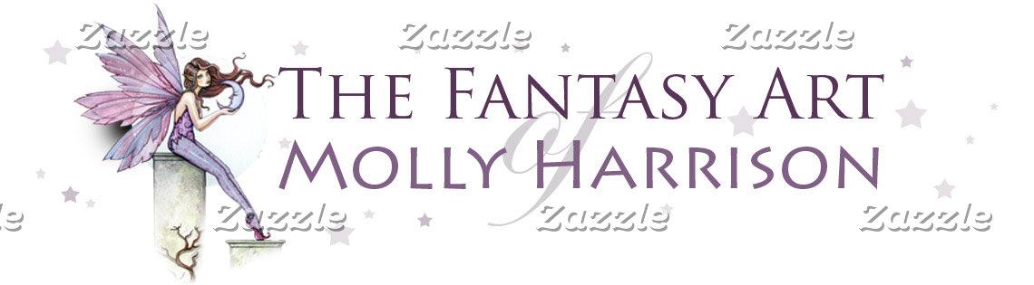 The Fairy Art and Fantasy Art of Molly Harrison