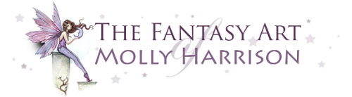 The Fairy Art and Fantasy Art of Molly Harrison