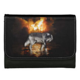 WOLF Wallets and Purses
