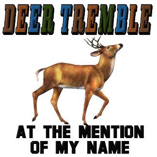 Funny Deer Tremble