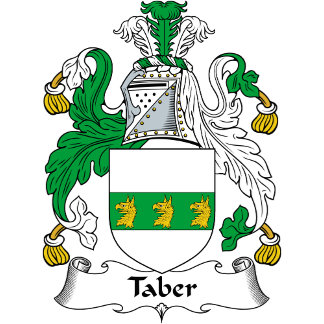 Taber Family Crest