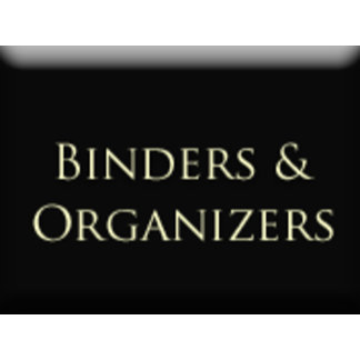 Binders & Organizers