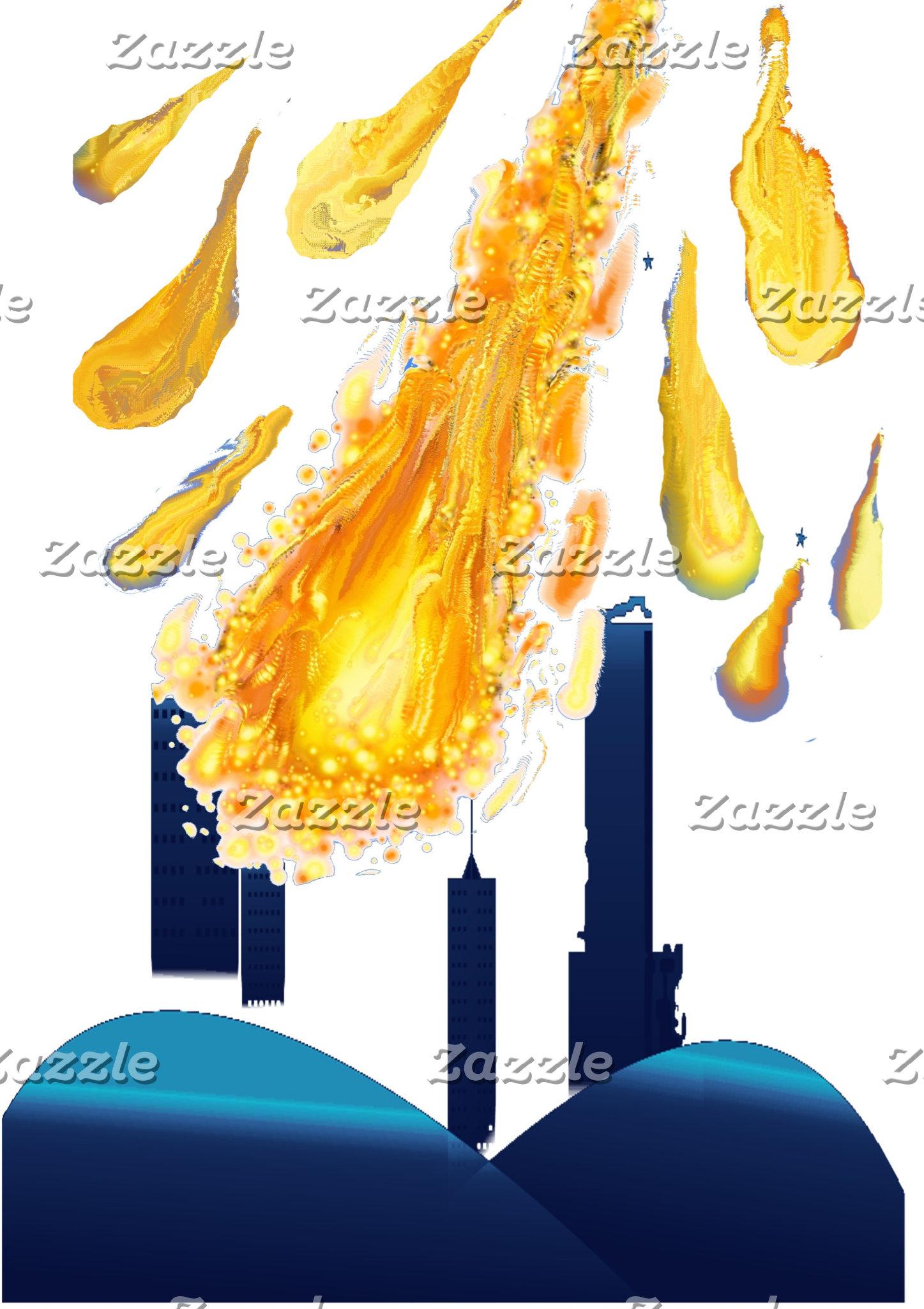 CITY METEOR / GOLDEN BALL  COLLECTION