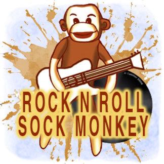 Rock and Roll Sock Monkey