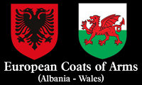European Coats of Arms