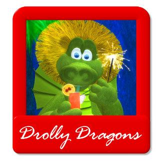 Drolly Dragons