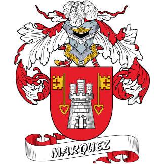 Marquez Family Crest