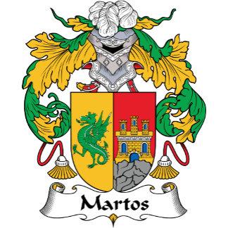 Martos Family Crest