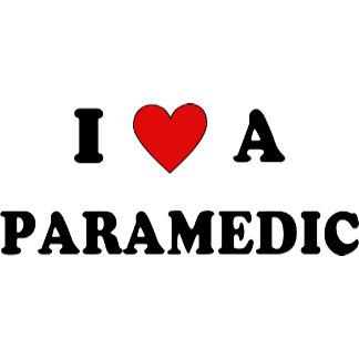 I Love A Paramedic