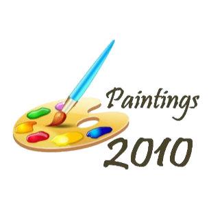 Acrylic Paintings 2010